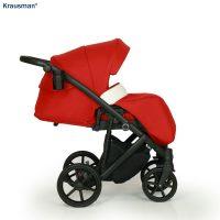 krausman-carucior-owo-3-in-1-Red-2