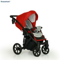 krausman-carucior-owo-3-in-1-Red-4